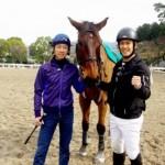 【皐月賞2016】最終予想|M・デムーロ騎手(情熱大陸)のサインより、ディープインパクト産駒!
