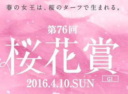 【桜花賞2016】予想|枠順確定後のメジャーエンブレム・シンハライト・ジュエラーを改めて分析!
