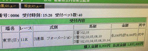 【オークス2017】サイン予想(大正ロマン)|牝馬優駿は桜花賞の延長戦!