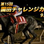 【的中】園田チャレンジカップ2018|予想|キクノステラは強い!?3連単8点勝負!